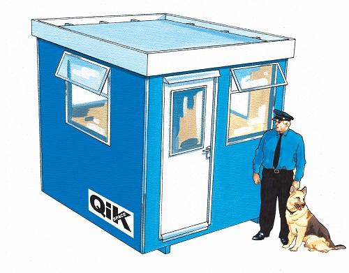 QIK group secure site accommodation
