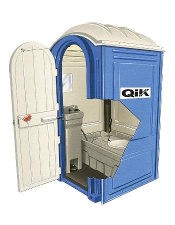 Qik Loo Portable Toilet